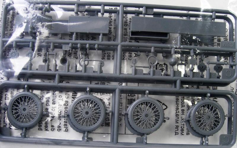 Lanchester Armoured Car 1:35 CopperstateModels Pict692128bshz