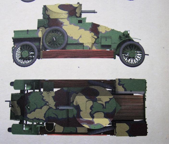 Lanchester Armoured Car 1:35 CopperstateModels Pict694224fsi8
