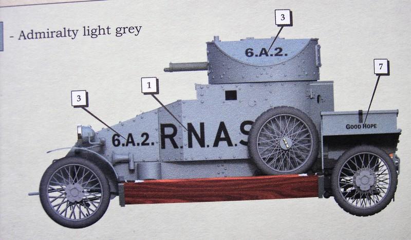 Lanchester Armoured Car 1:35 CopperstateModels Pict6943218s0z
