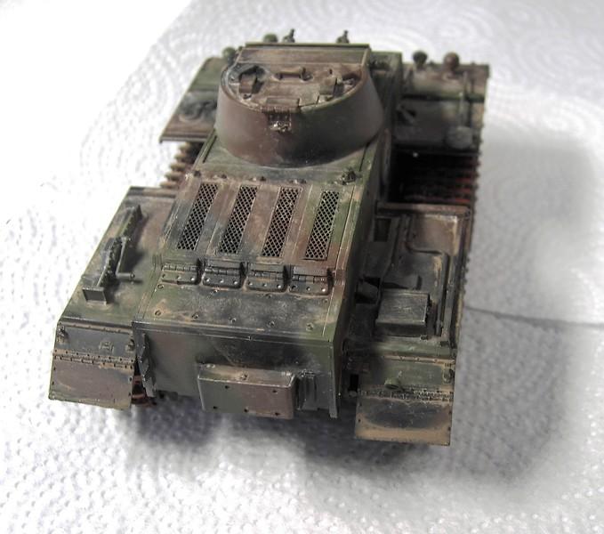 Pz I Ausf. F (VK 1801) in 1:35 von HobbyBoss Pict70602oosqv