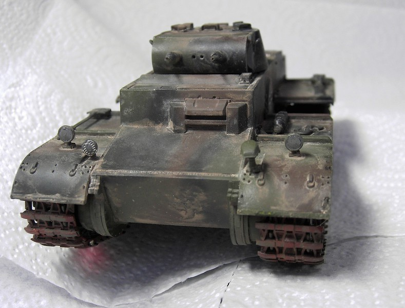 Pz I Ausf. F (VK 1801) in 1:35 von HobbyBoss Pict706325hs6d