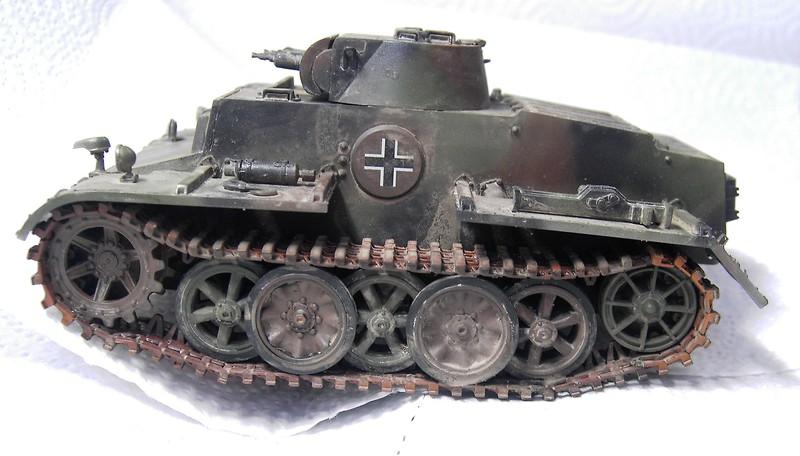 Pz I Ausf. F (VK 1801) in 1:35 von HobbyBoss Pict706522gsut
