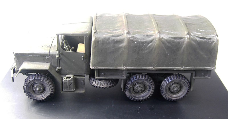 M34 Tactical Truck & Off-Road Vehicle - Revell 1:35 Pict706627vqme