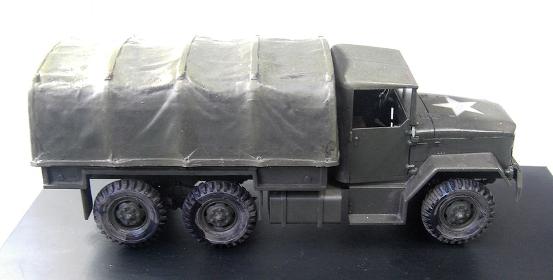 M34 Tactical Truck & Off-Road Vehicle - Revell 1:35 Pict706724zqlr