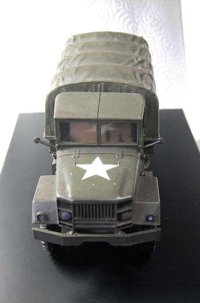 M34 Tactical Truck & Off-Road Vehicle - Revell 1:35 Pict70682swpsw