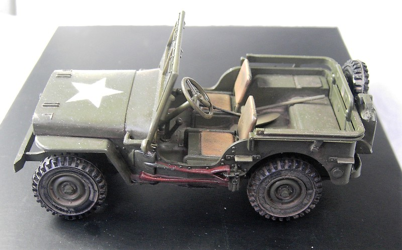 M34 Tactical Truck & Off-Road Vehicle - Revell 1:35 Pict7070255o7b