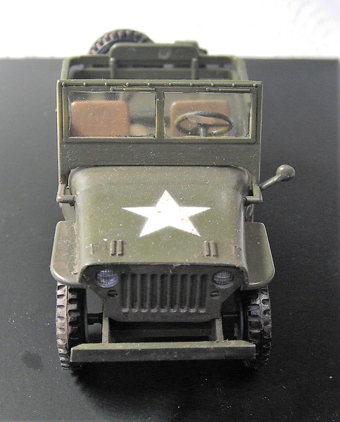 M34 Tactical Truck & Off-Road Vehicle - Revell 1:35 Pict70712ckq2u