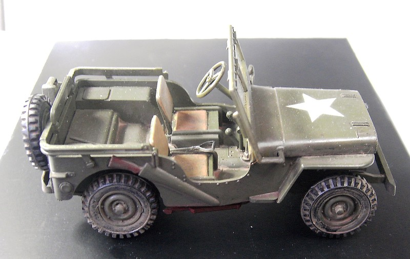 M34 Tactical Truck & Off-Road Vehicle - Revell 1:35 Pict70722v9p6m