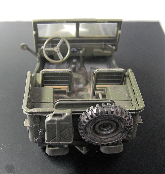 M34 Tactical Truck & Off-Road Vehicle - Revell 1:35 Pict707324bpkm