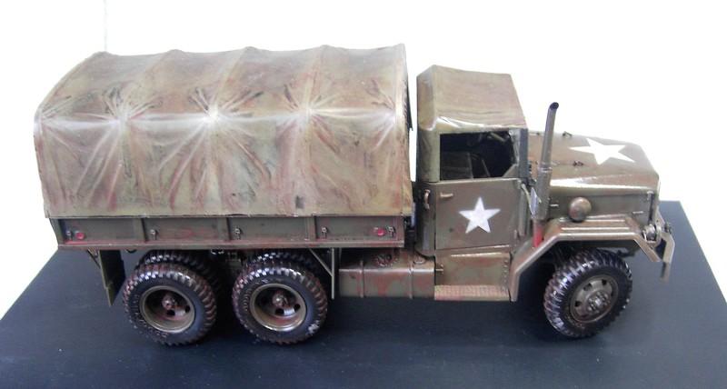 M35 A2 6x6 2 1/2 ton Cargo Truck 1:35 Pict70742smr5u