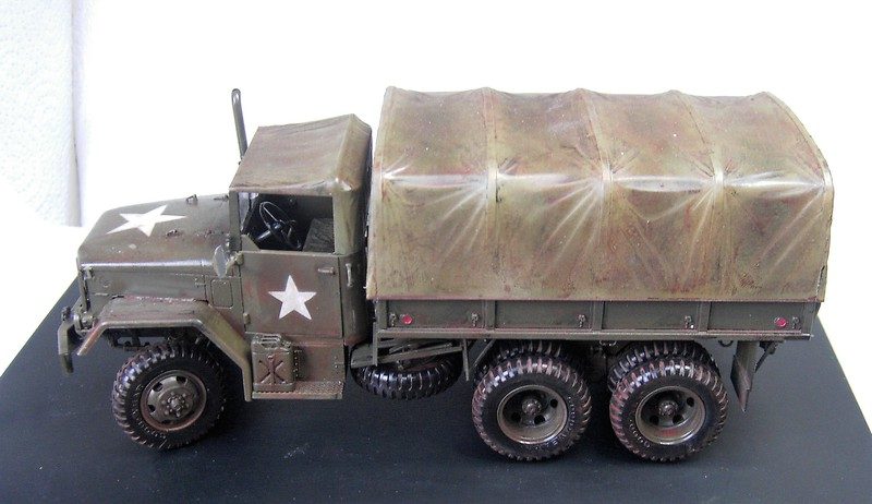 M35 A2 6x6 2 1/2 ton Cargo Truck 1:35 Pict707529rqhw