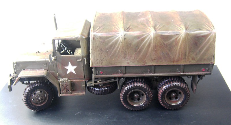 M35 A2 6x6 2 1/2 ton Cargo Truck 1:35 Pict70792eepk3