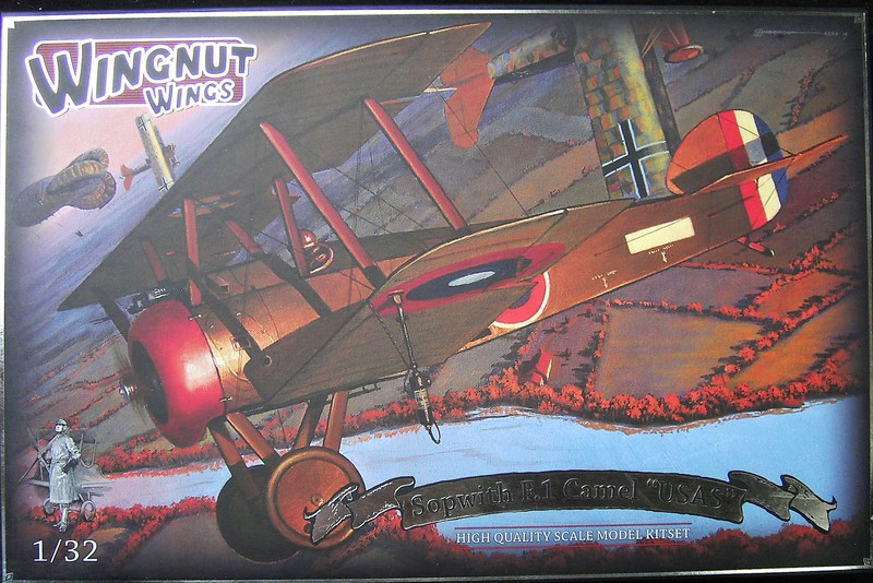 Sopwith F1 Camel USAS in 1:32 von Wingnut Wings Pict72972sedv4