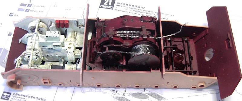 Bergepanther Ausf. A 1:35 von Meng  Pict76912sjcb6