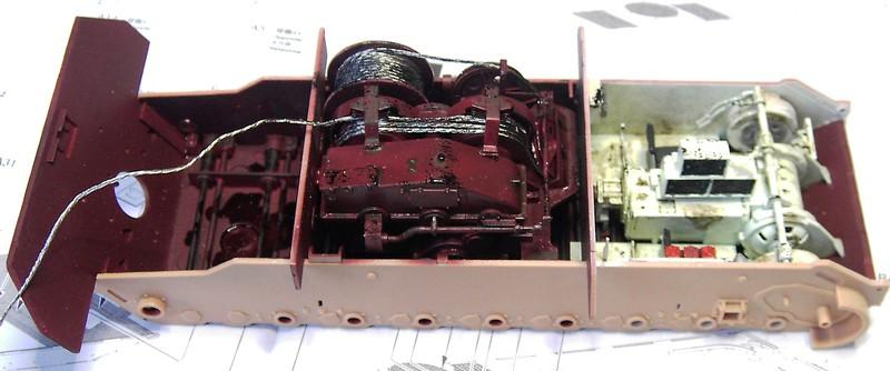 Bergepanther Ausf. A 1:35 von Meng  Pict769222echg