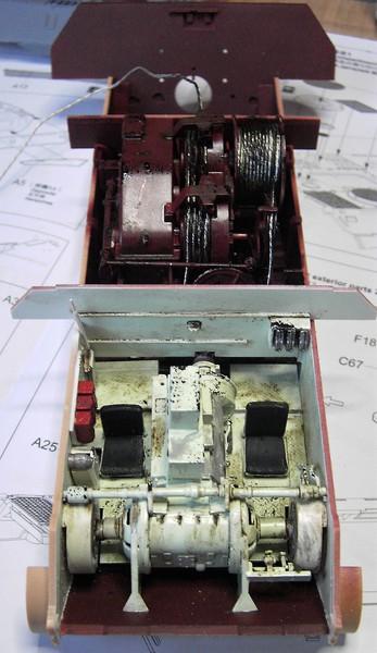 Bergepanther Ausf. A 1:35 von Meng  Pict76932mbc4j