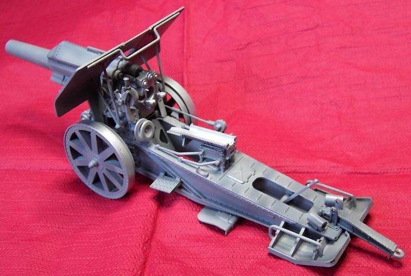 Krupp 21 cm Mörser in 1:35 von Takom Pict77372kzegf