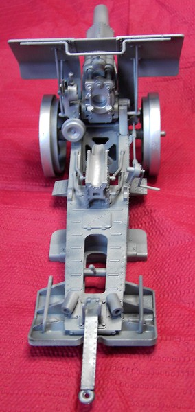 Krupp 21 cm Mörser in 1:35 von Takom Pict77392lvecb