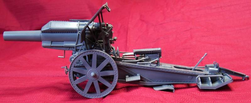 Krupp 21 cm Mörser in 1:35 von Takom Pict77432vhd4o
