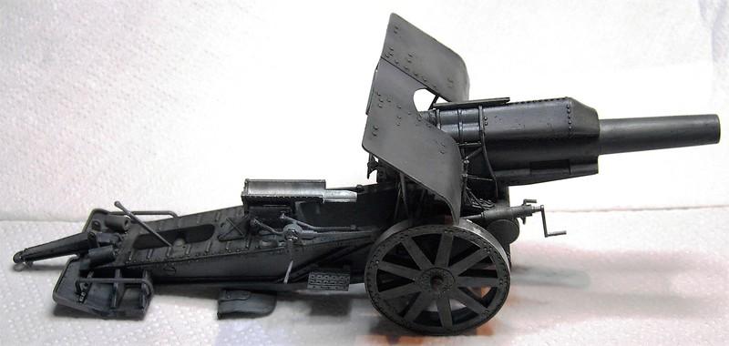 Krupp 21 cm Mörser in 1:35 von Takom Pict77442hceed