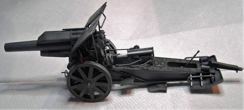 Krupp 21 cm Mörser in 1:35 von Takom Pict77462nld49