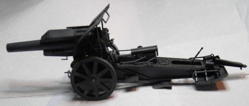 Krupp 21 cm Mörser in 1:35 von Takom Pict77502faike