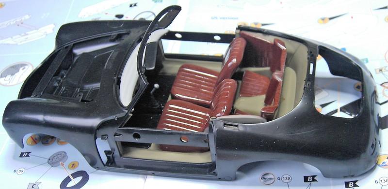 Porsche 356 Speedster in 1:16 von Revell Pict77542h4d4g