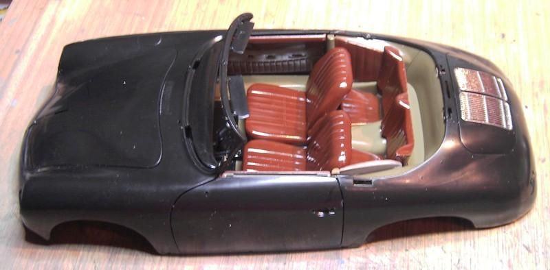 Porsche 356 Speedster in 1:16 von Revell Pict7773238kwx