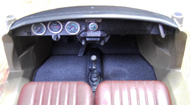 Porsche 356 Speedster in 1:16 von Revell Pict77762onkrp