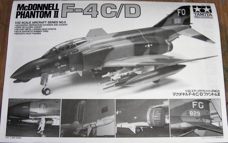 F-4 C/D Phantom II Pict78712dojxn