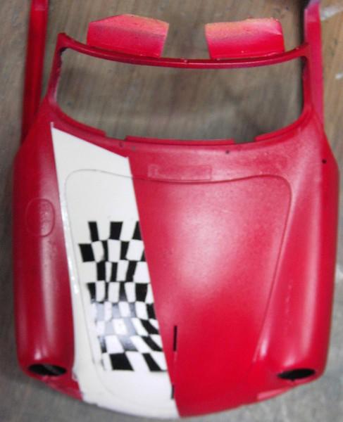 Porsche 356 Speedster in 1:16 von Revell Pict79542ppjbb