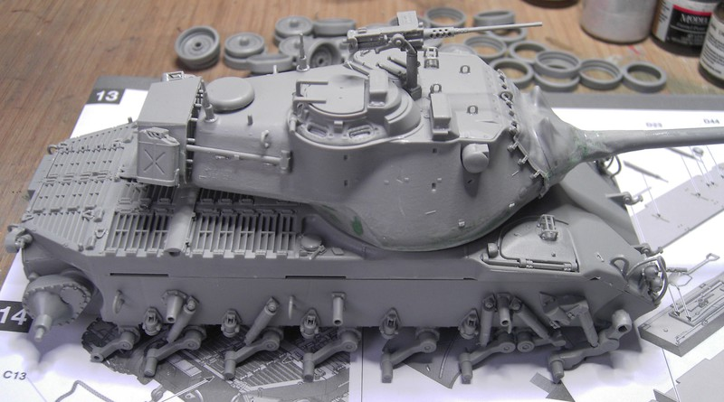 M 47 Patton in 1:35 von Takom Pict809221dkgh