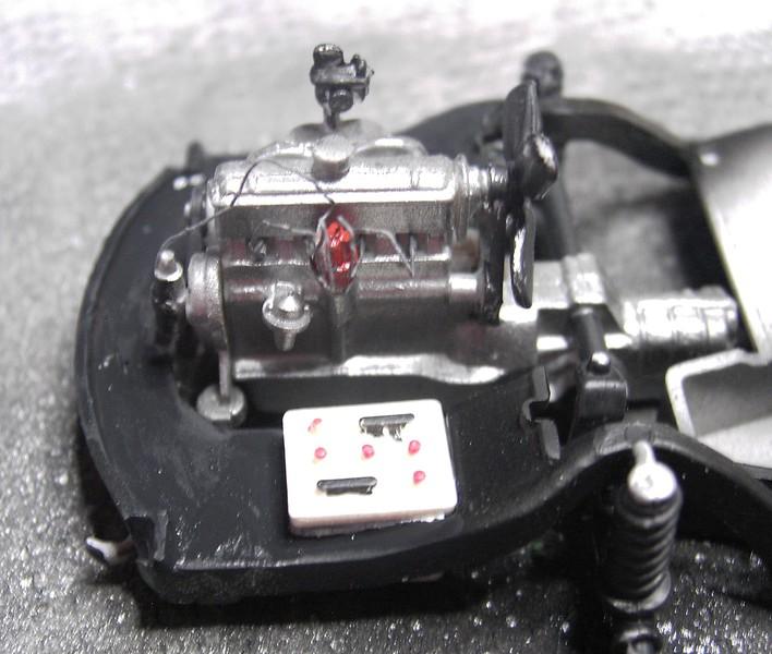 Cremeschnittchen - Renault 4 CV in 1:24 von Heller Pict85512dxkew