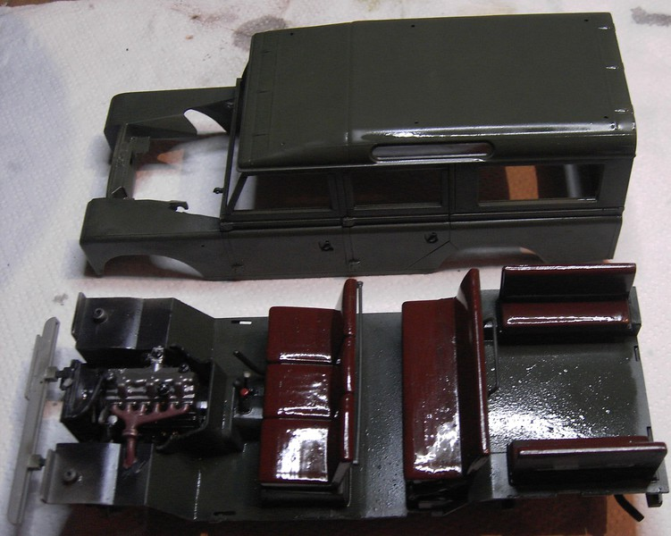 Land Rover Series III LWB in 1:24 Pict85572u0k1h