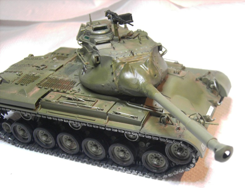 M 47 Patton in 1:35 von Takom Pict856427jkei