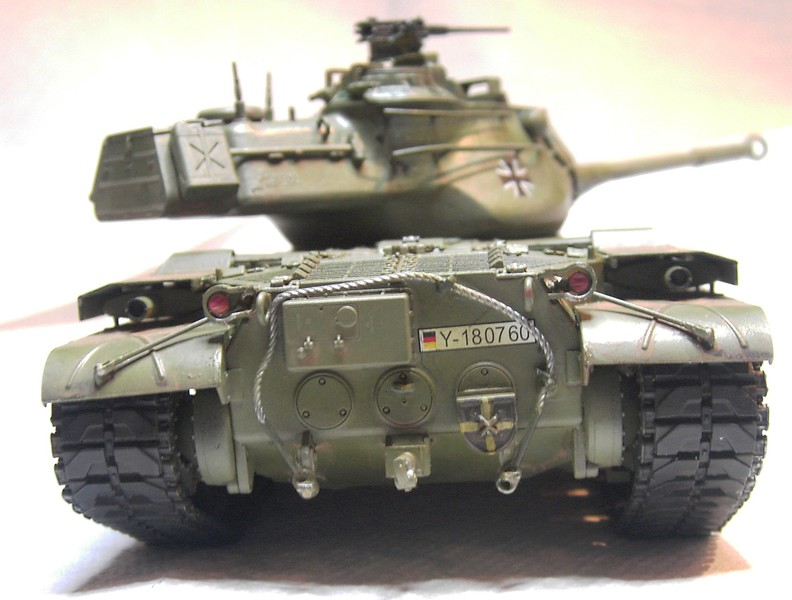 M 47 Patton in 1:35 von Takom Pict85682dzjhs