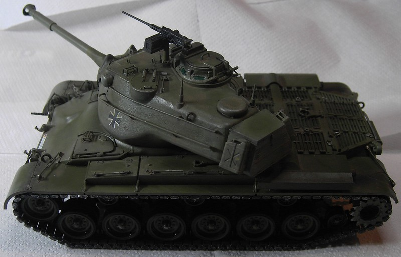M 47 Patton in 1:35 von Takom Pict85712uskfv