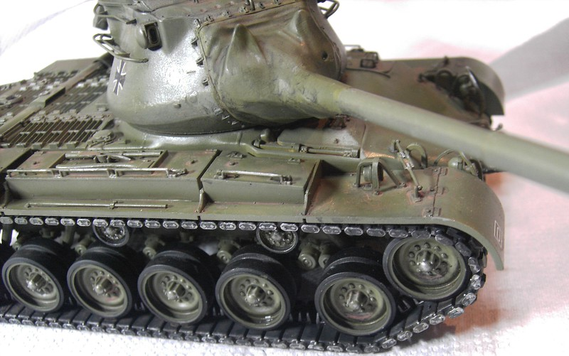 M 47 Patton in 1:35 von Takom Pict85772bwjvn