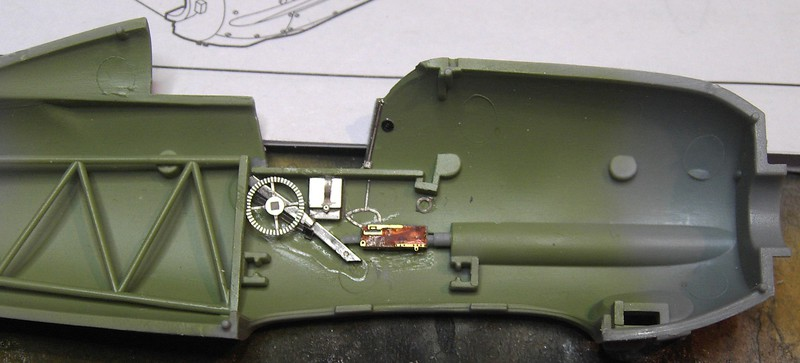 Gloster Gladiator Mk I 1:48 von Merit Pict85922fqkoo