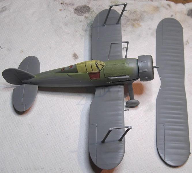 Gloster Gladiator Mk I 1:48 von Merit Pict86202b3jak