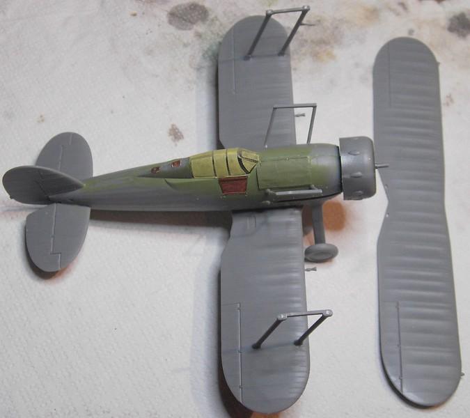 Gloster Gladiator Mk I 1:48 von Merit Pict86212d0kug