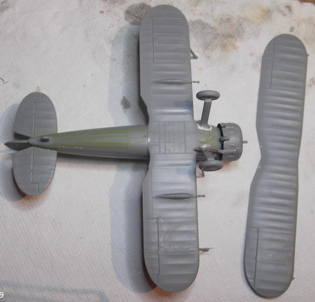 Gloster Gladiator Mk I 1:48 von Merit Pict86232asjou