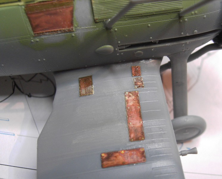 Gloster Gladiator Mk I 1:48 von Merit Pict862723uke0