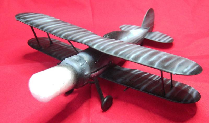 Gloster Gladiator Mk I 1:48 von Merit Pict86302ook27