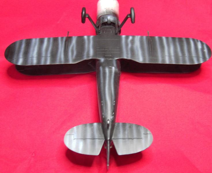 Gloster Gladiator Mk I 1:48 von Merit Pict86322l6jpz