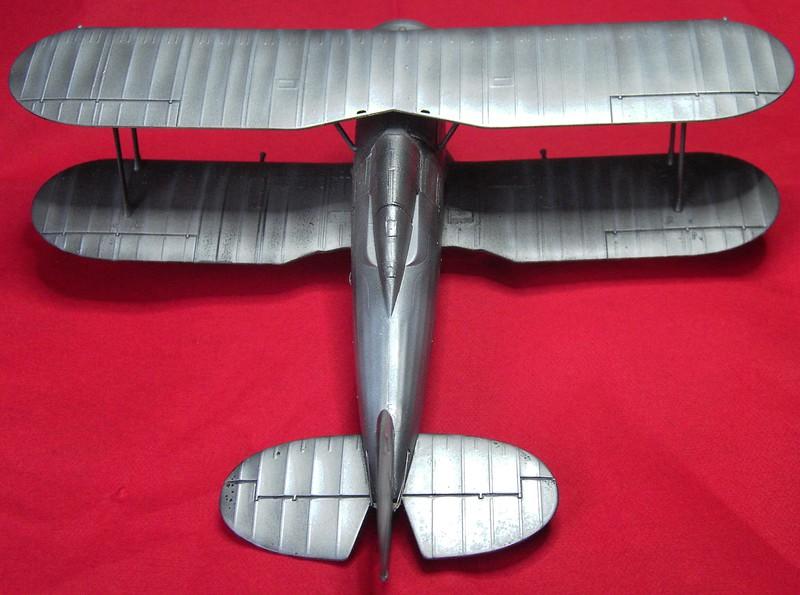 Gloster Gladiator Mk I 1:48 von Merit Pict86352uikfu