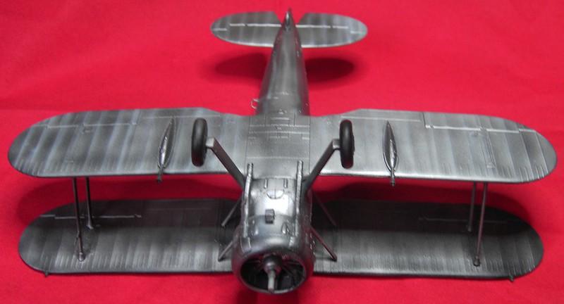 Gloster Gladiator Mk I 1:48 von Merit Pict86372cvj3z