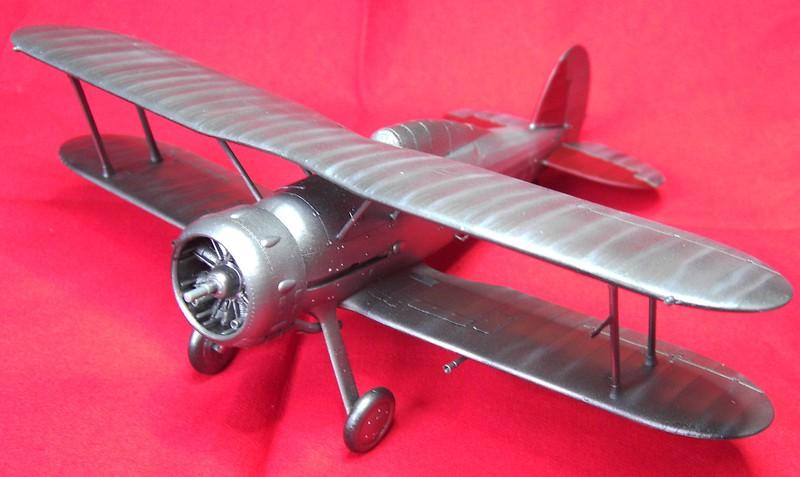 Gloster Gladiator Mk I 1:48 von Merit Pict865622ukhg
