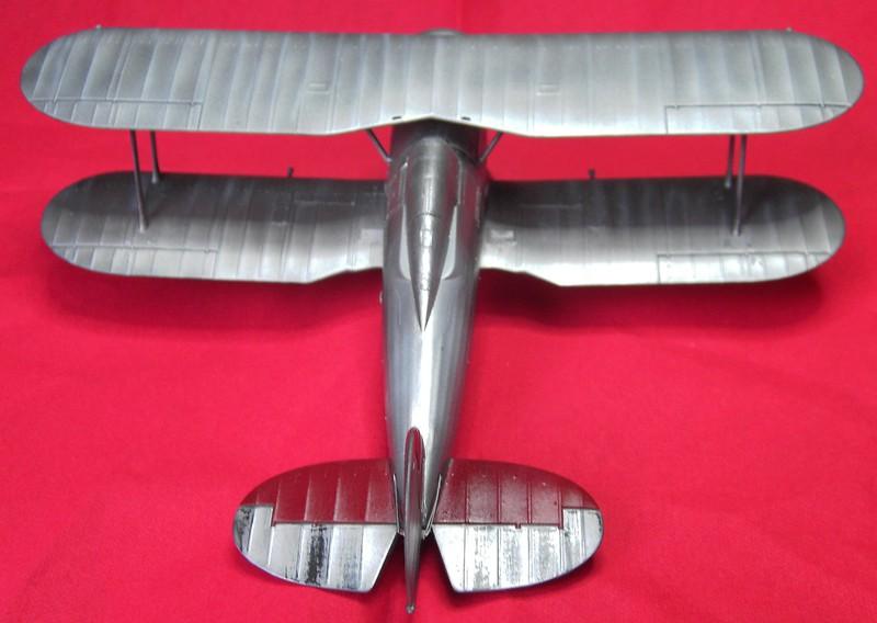Gloster Gladiator Mk I 1:48 von Merit Pict86572afjzz