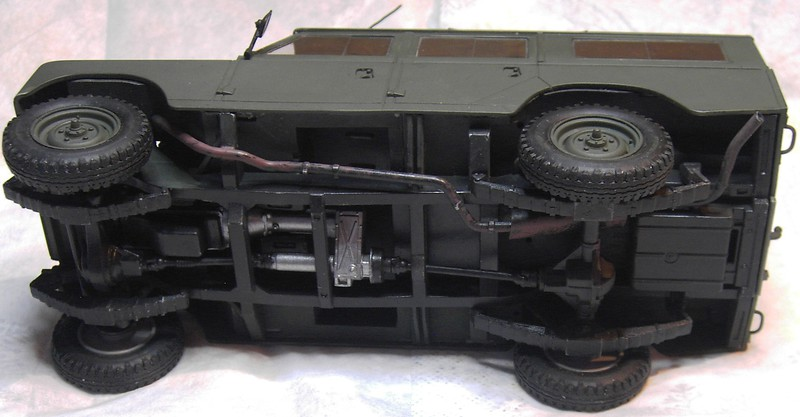 Land Rover Series III LWB in 1:24 Pict86862v4j8g